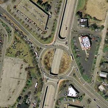 تقاطع های شهری و برون شهری