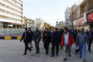 بازگشایی خیابان استقلال